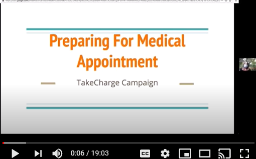 Preparing for Your Medical Appointment  June 2020