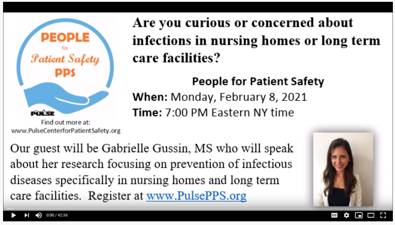 February 8, 2021 Gabrielle Gussin, MS